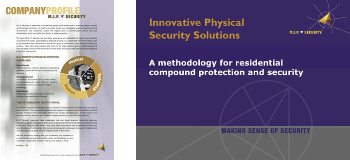 MIP Security Marketing Material