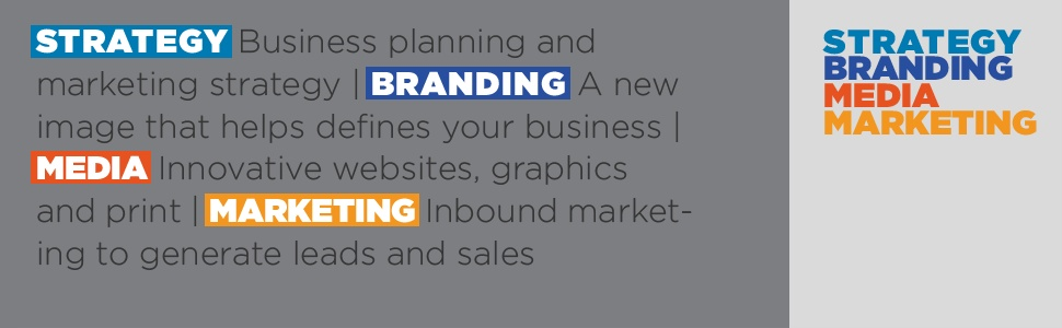 Home Page Branding Strategy Slide